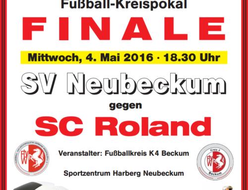 Krombacher-Pokalfinale 2016