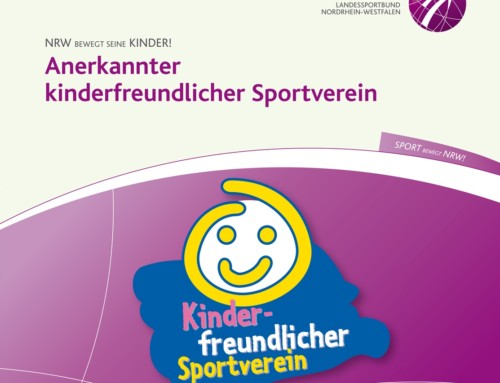 SV wird Kooperationspartner vom Hellbach-Kindergarten