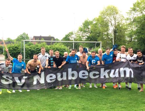 SV 2 macht Aufstieg in Kreisliga-A perfekt!