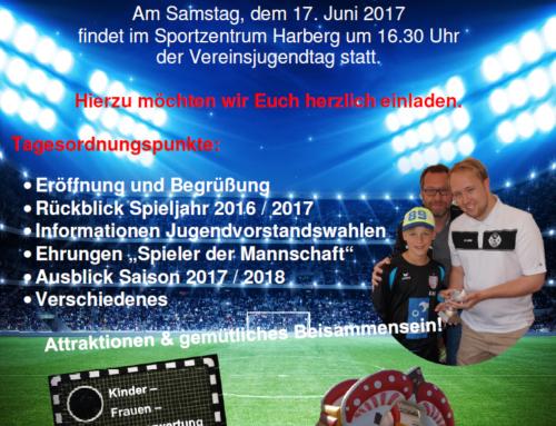 Vereinsjugendtag 2017