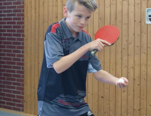 Qualifikation: Viele SVN-Jungs bei Kreisendranglisten dabei