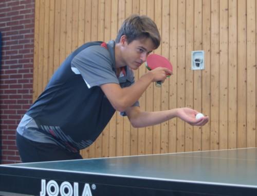 SVN-Tischtennis: Ausblick auf die Rückrunde