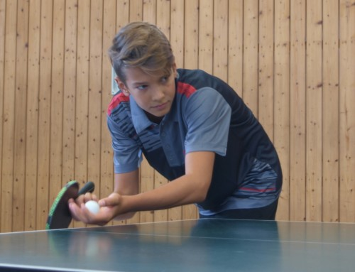 Tischtennis: Saisonende – Zweite in die Relegation