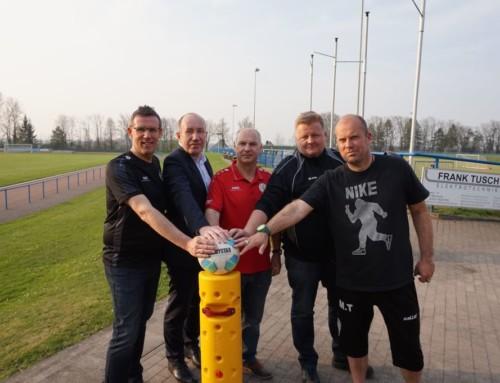 Juniorenfußball: Gemeinsame Sache zwischen dem SV Neubeckum und RW Vellern