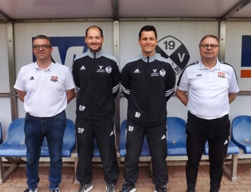 Bengt und Ole Pfeiffer übernehmen beim SV Neubeckum