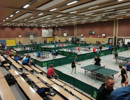 Tischtennis: Großer Rückblick auf die Heim-Kreismeisterschaften 2019